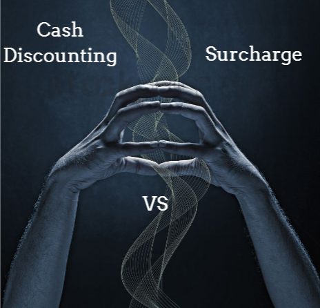 The Difference Between Cash Discounting and Surcharge